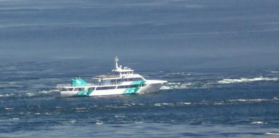 鳴門観光船